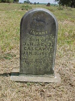 Infant Callaway