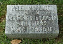 Helen Martin <I>Bullitt</I> Chenoweth