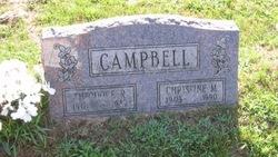 Christine M. Campbell