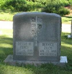 Dessie M <I>Wisdom</I> Percy