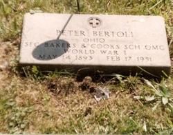 Peter Bertoli