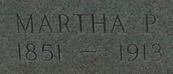 Martha P. Hannah