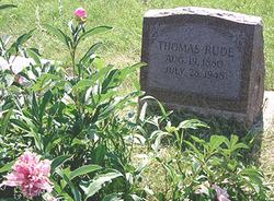 Thomas Rude