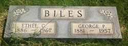 George P Biles