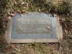 Robert Christie Brown
