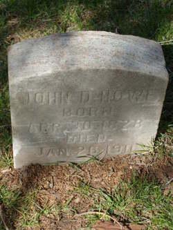 John D Howe