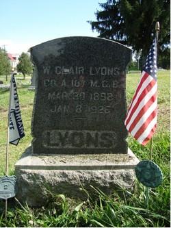 William Clair Lyons