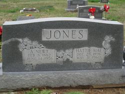 "Abby Newton ""Newt."" Jones"