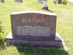 Marie Apollonia Katharine Boethin