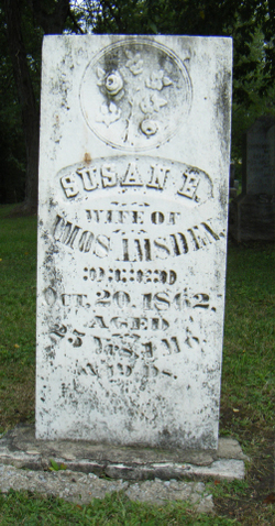 Susan E <I>Church</I> Amsden