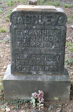 Mary Sue Kirklen <I>Colquitt</I> Ashley