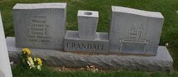 Grace Aleda <I>Christensen</I> Crandall