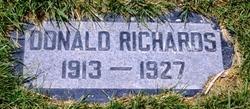 Clarence Donald Richards