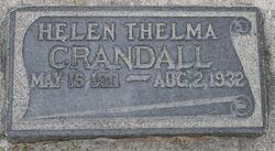 Helen Thelma Crandall