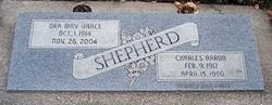 Ora May <I>Vance</I> Shepherd