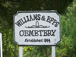 Williams and Epps Cemetery