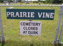 Prairie Vine Cemetery