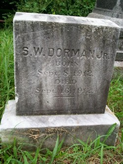 Sherman Watterson Dorman, Jr