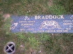 Johnnie Edward Braddock