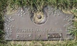 Russell Dale Asher