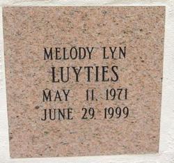 Melody Lyn Luyties
