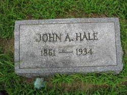 John Arthur Hale