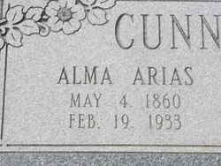 Alma Arias Cunningham