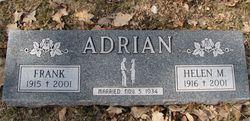 Helen Marie <I>Inman</I> Adrain