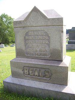 Benjamin B Beals