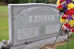 D Garland Bailey