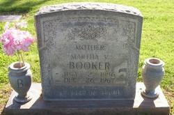 Martha Virginia <I>Collier</I> Booker