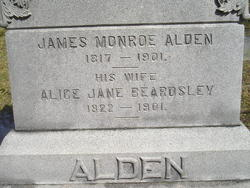 Alice Jane <I>Beardsley</I> Alden