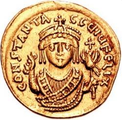 Tiberius II Constantine