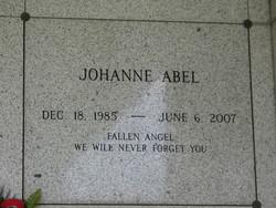 Johanne Abel