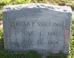 Rosa P. <I>Midgett</I> Meekins