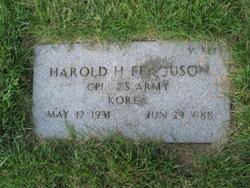 Harold H Ferguson
