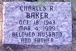 Charles Ray Baker