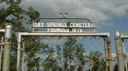 Dry Spring Community Church Cemetery