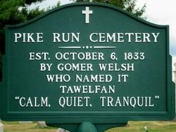 Pike Run Cemetery