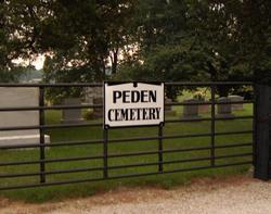 Peden Cemetery