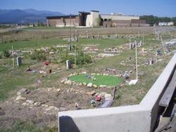 Kalispel Indian Cemetery #2