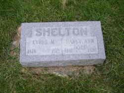 Nancy Ann <I>Dodd</I> Shelton