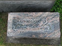 Edward Arthur Hobson