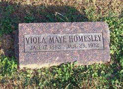 Viola Maye Homesley