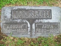 August Johnson