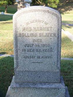 Harriet Bolling Slater