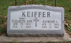 Raymond Leroy Keiffer