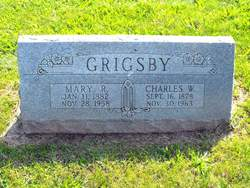 Charles Wilson Grigsby