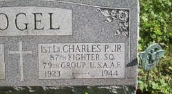 Lieut Charles P. Logel, Jr