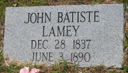 John Baptiste Lamey